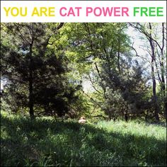"""Cat Power """"You Are Free"""""""