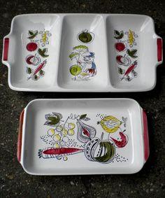 Rörstrand Sweden -  Verdura kitcheware
