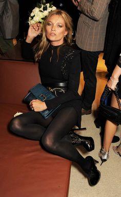 pinterest.com/fra411 #Kate Moss