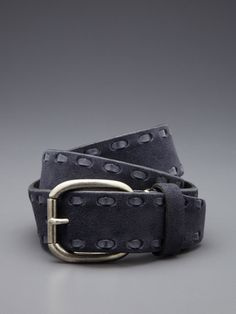 Suede Belt by Berge on Gilt