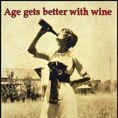 HA! My new Motto! (As well as I'm 39 and hold but I still have 10 years until 39)