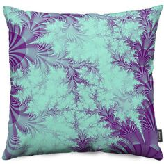Print 13  by Natalia Flora - Throw Pillows - $40.00