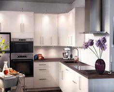 8 Cocinas Modernas y Pequeñas