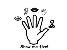 Image result for show me five