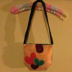 #felt handbags for kids#