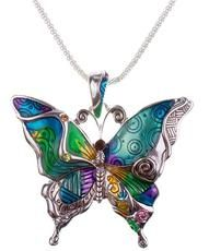 Necklace - Free Butterfly Necklace