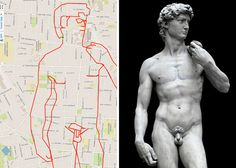 doodle of statue of David drawn by riding bike with gps Funny Parenting Memes, Kid Memes, Bff Drawings, Doodle Drawings, Lund, Job Humor, Pocket Bike, Huge Dogs, Cute Games