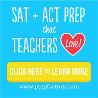 Free Technology for Teachers: PrepFactory - Free SAT & ACT Prep Activities