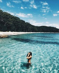 swim I water I swiming I bikini I beach life I blue water I white sand I view I TORI ( Summer Vibes, Summer Feeling, The Beach, Summer Beach, Beach Babe, Summer Travel, Clear Ocean Water, Crystal Clear Water, Pool Water