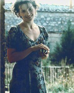 Juliette Binoche ~from movie the English Patient