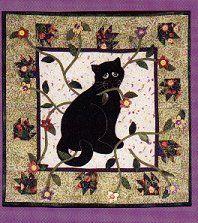World's biggest cat quilt pattern database @ catswhoquilt.com