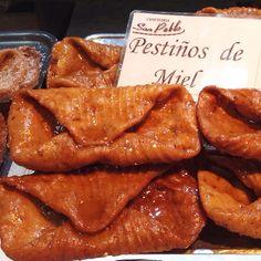 Los pestiños de Confitería San Pablo en Sevilla
