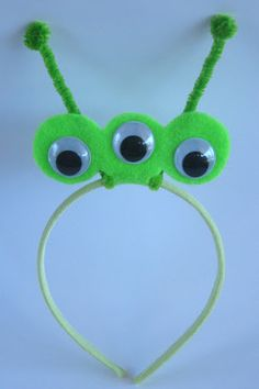 alien headband - Google Search