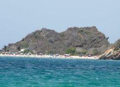 Playa Catica, Cata, Aragua, Venezuela