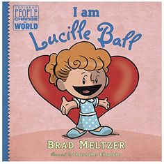 """#Giveaway: Win the Book """"I am Lucille Ball"""" (Ends 9/11)"""