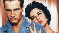 Cat on a Hot Tin Roof  Elizabeth Taylor and Paul Newman