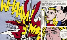 Pop goes the Tate! Iconic works of Roy Lichtenstein brought together for exciting new exhibition