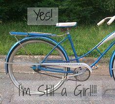 Yes, I'm Still a Girl! | Cheri Woolsey