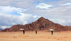 espera en el desierto