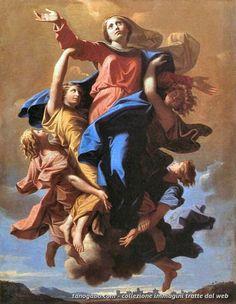 Nicholas Poussin – Assunzione della Vergine
