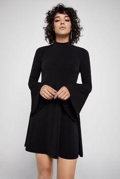 2f774a057cc6 BCBGeneration Mock Turtleneck Dress Turtleneck Dress, Bcbgeneration, New  Arrival Dress, Dress For You
