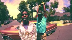 """Watch Tyler, The Creator & A$AP Rocky Go Insane To Kanye West's """"Freestyle 4"""""""