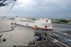 FOX NEWS: Meet the USNS Comfort Navy hospital ship that has treated thousands around the world