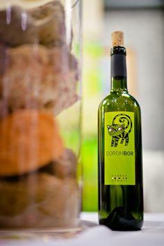 Knorrende wijn (letterlijk vertaald) uit Tokaj Hongarije