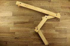 Tuto: une lampe design en bois et béton 6