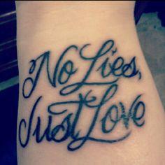@kittentoni - no lies just love tattoo