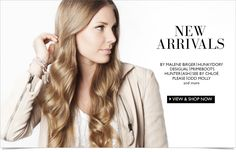 News on tintinstyle.com Malene Birger, Shop Now, Long Hair Styles, News, Shopping, Beauty, Long Hairstyle, Long Haircuts, Long Hair Cuts