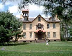 Martin Van Buren National Historic Site, Kinderhook, New York, United States