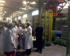 #Coalma production tour. #canned #tuna