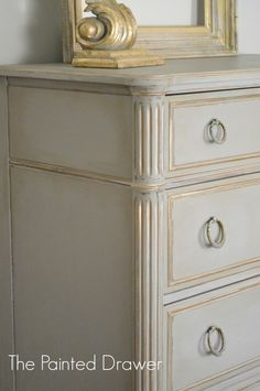 French linen gold gilding