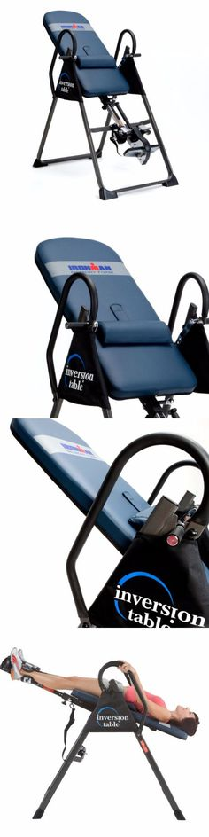 Inversion Tables 112954: Inversion Table Device Exercise Physical Fitness Equipment Workout Back Therapy -> BUY IT NOW ONLY: $239.9 on eBay!