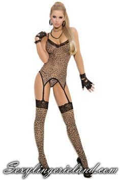 EM-1411 Leopard hoisery set  $27.50  Be hot with leopard hoisery set. Three piece set. Leopard print camisette g-string and stockings.  #bodysuit #shopping #lingerie #girls #womensfashion #fashion #woman #sexy #hot #follow #nylons #fetish #teddy #women #girl #babe #satin #gogo #lace #corset #nice #pretty #beauty #intimo #intimates #luxury #deal #design #style #body #babe #teddy #sexshop #sextoys #black #pantyhose #stockings #lingeriesets #hosiery #cheetah #leopardprint