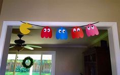 Video games Birthday Party Ideas | Photo 2 of 35 | Catch My Party