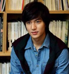 Lee Min Ho Why do I find him so cute? I don't know. Let's just roll with it.