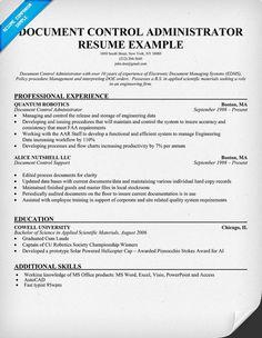 Back Office Executive Resume Sample (resumecompanion.com) | Resume ...