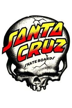 See the latest Santa Cruz Skateboards products and photos. Browse and shop Santa Cruz Skateboards and other celebrity fashion brands on Coolspotters. Skateboard Logo, Skateboard Companies, Skateboard Design, Old School Skateboards, Vintage Skateboards, Santa Cruz Stickers, Santa Cruz Logo, Original Skateboards, Surf Logo