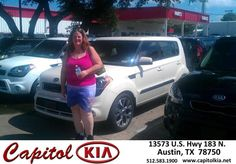 https://flic.kr/p/Gdve8u   #HappyBirthday to colleen from ANDREW MEYER at Capitol Kia!   deliverymaxx.com/DealerReviews.aspx?DealerCode=RXQC