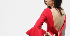 the girl named Love: look // a red dress