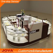 Mall furniture display jewelry shopping mall showcase kiosk with custom design. Quote: Jason@jovafurniture.com; mobile:+8613825185029 Shop Counter Design, Kiosk Design, Jewellery Display, Jewelry Shop, Jewelry Showcases, Shopping Mall, Custom Design, Furniture Design, Shopping Center