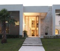 Alphaville I Modern House Design, Construction, Houses, Exterior, Trust God, Lighting, Architecture, Outdoor Decor, Type