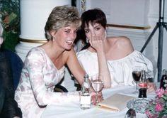 Princess Diana, Lisa Minelli