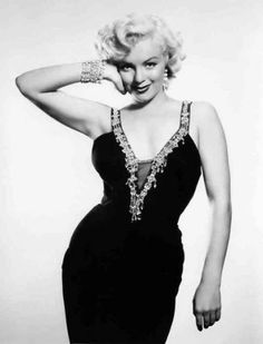 If you love old movies, you've noticed that women back in the old days tended to have beautiful hour glass body shapes, a la Marilyn Monroe.The size 12 hour-glass figure, an endangered body shape.