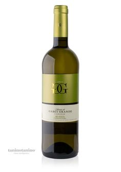 GARCI GRANDE VERDEJO 2011 HISPANO BODEGAS  D.O. RUEDA  taninotanino vinos inteligentes  wine of spain