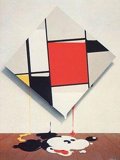 Mondrian (mickey)