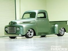 1949 Ford F-1 - Classic Trucks Magazine