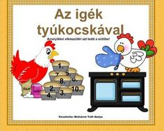 Magyar nyelv, igék 3-4. osztály Grammar, Homeschool, Education, Games, Google, Album, Bebe, Gaming, Onderwijs